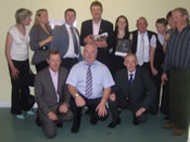 Pride of Place Award 2008